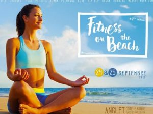 Week-end Fitness on the beach