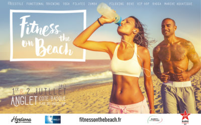 WEEK END Fitness plage des sables d'or